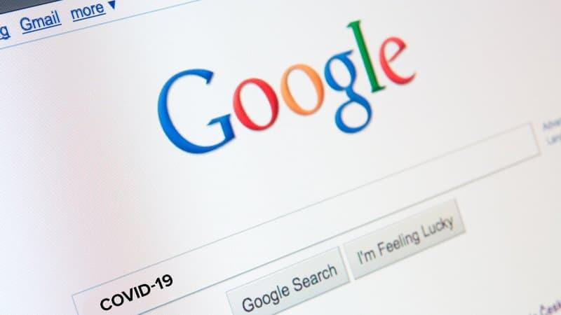 Resposta do Google ao COVID-19: 800 Milhões de Dólares